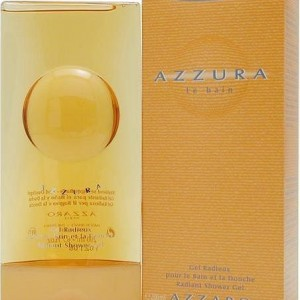 AZZARO AZZURA SHOWER GEL 200ml