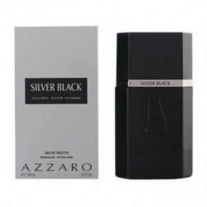 AZZARO SILVER BLACK EDT VAPO 100ml