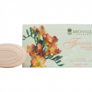 FREESIA SOAP 3x100grs