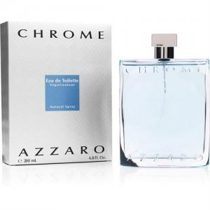 AZZARO CHROME EDT VAPO 200ml