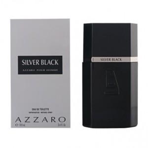 AZZARO SILVER BLACK EDT VAPO 100ml