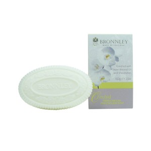 ORCHID SOAP 3x100grs